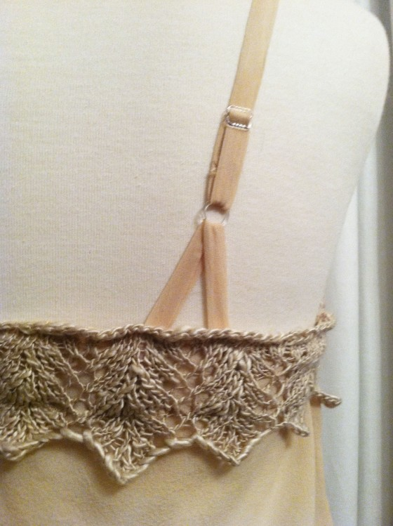 cami back detail
