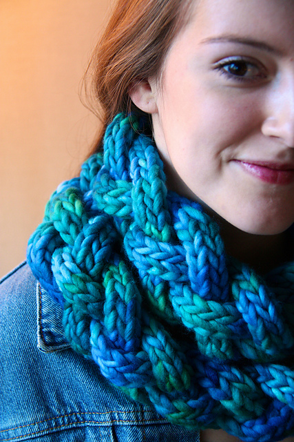 convolution scarf