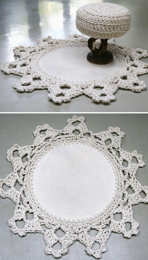 crochet edging
