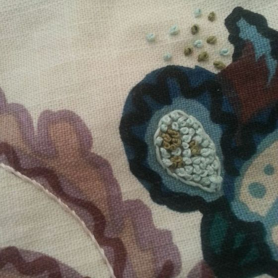 French Knot Details