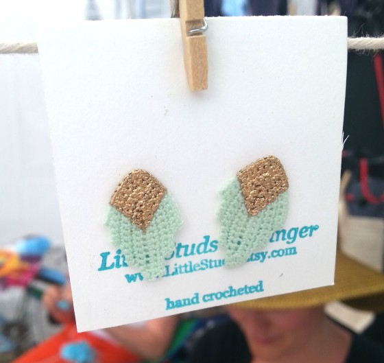 Little Studs by Ginger Metzger